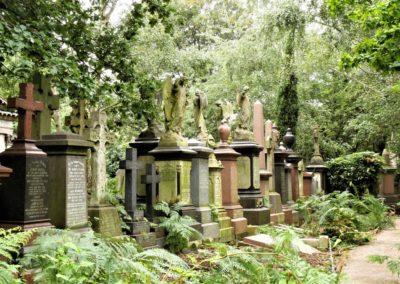 Stoke Newington Cemetery - Gail Hunt