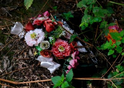 Stoke Newington Cemetery - Gerry Temple