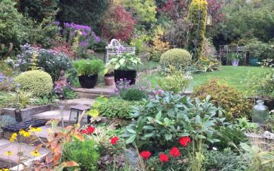 Garden Visiting