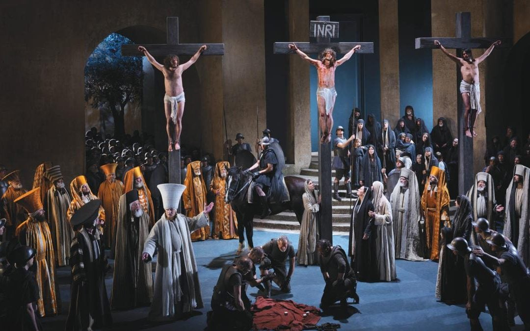 Oberammergau Passion Play 2020 & Lake Garda, Venice & Verona