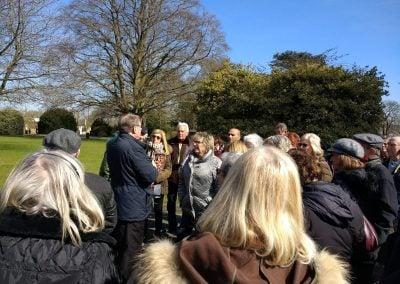 Bletchley Park, 2018