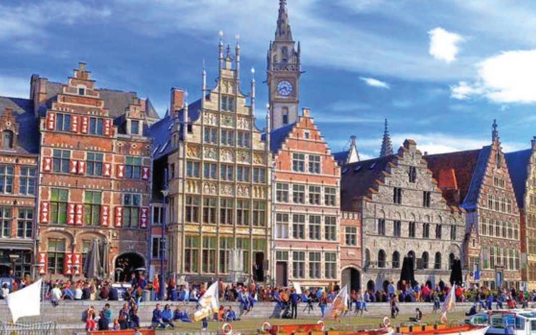 Discovering Belgium by luxury coach, 2020