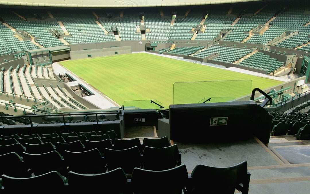 Wimbledon behind the scenes