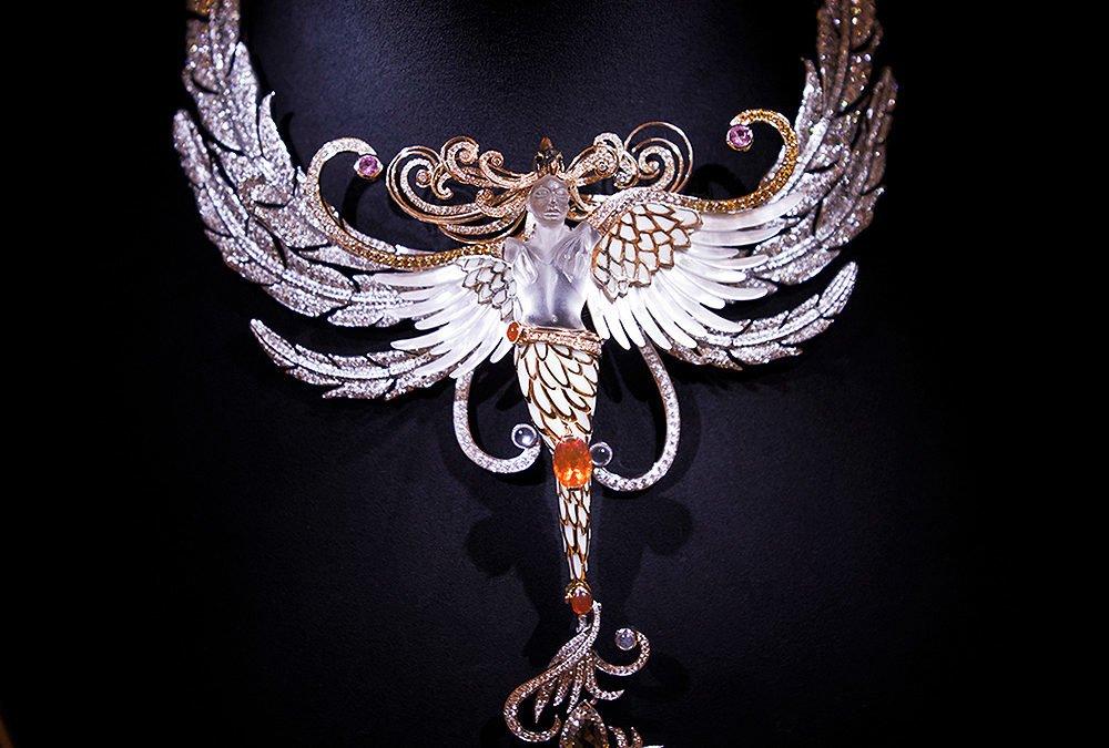 "David Callaghan speaks on ""Lalique Jewellery"""