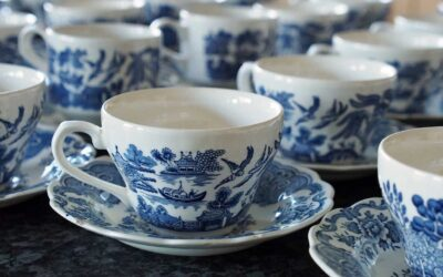The Willow Pattern and its Story