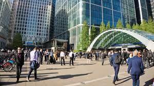 Canary Wharf Financial Tour